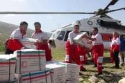 امدادرسانی بهآسیب دیدگان سیستان و بلوچستان با ۲۰۰ سورتی پرواز