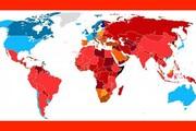 جایگاه جهانی ایران در خصوص میزان فساد مشخص شد؛ ۱۴۶