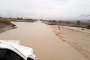 ۵ مسیر در جنوب سیستان و بلوچستان مسدود شد