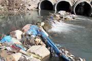 ورود فاضلاب به رودخانه سیاهرود، سد ماملو را تهدید میکند