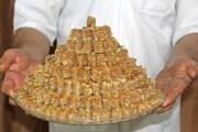 فیلم   مراحل تولید و بستهبندی باقلوا؛ یکی از شیرینیهای سنتی یزد