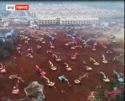 فیلم   چین چگونه میخواهد طی چند روز یک بیمارستان ۱۰۰۰ تخته بسازد؟