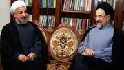 جزئیات دیدار خاتمی و روحانی | مدیر بنیاد باران: شام خوردند