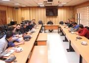 جلسه مشترک کانونهای هواداری پرسپولیس و تراکتورسازی