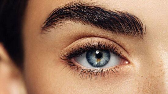 ابرو - چشم