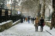 سردترین روز سال در همدان