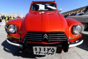 تصویر | همایش خودروهای کلاسیک در میدان امام علی(ع) اصفهان