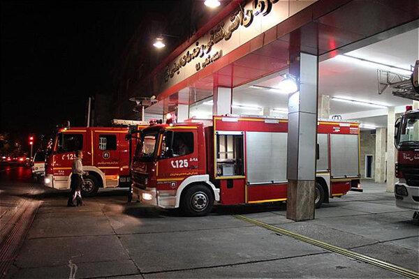 آتشنشانی آتشنشانی