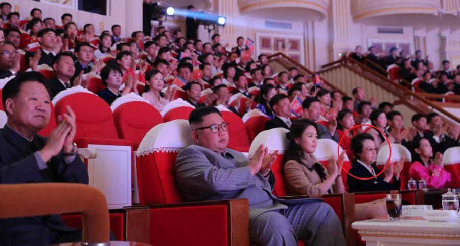 کیم کیونگ هویی عمه مقتدر رهبر کره شمالی پس از شش سال در انظار عمومی ظاهر شد.