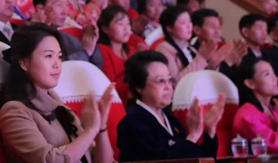 او از زمانی که شوهرش به دست کیم جونگ اون اعدام شد، هرگز در انظار عمومی دیده نشده بود.