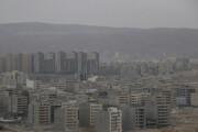 افزایش آلودگی هوا در ۵ شهر|بارش برف و باران ۲ روزه در برخی استانها