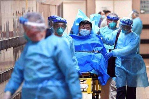 آخرین آمار قربانیانکرونا |۴۵۱۵ تن آلوده شدند، ۱۰۶ نفر جان باختند