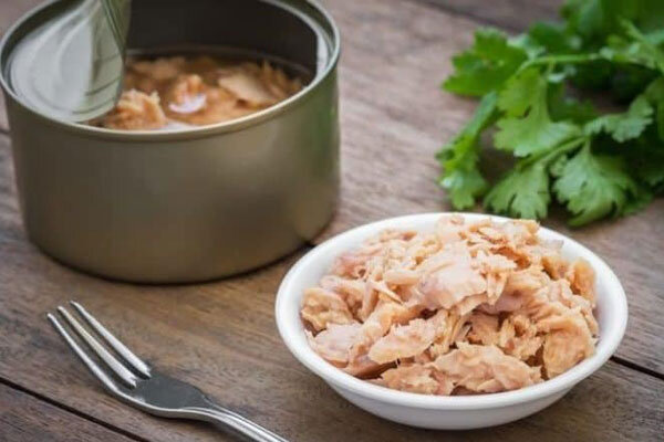 تن ماهي - آشپزي - تغذيه - غذا