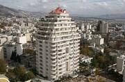 متوسط قیمت هر متر واحد مسکونی در تهران | سرعت رشد قیمت کاهش یافت