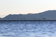 رهاسازی ۷۰۰ میلیون مترمکعب آب به دریاچه ارومیه