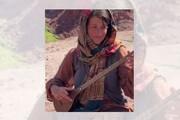 فیلم | سهتار نوازی دختر آلمانی در جزیره هرمز