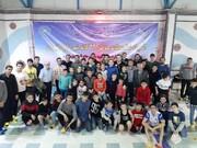 مقام اول نوجوانان منطقه ۱۰ در شنای استان تهران