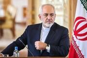 واکنش ظریف به امکان گفتگوی مستقیم با آمریکا | انتقام تمام نشده است | ایران به پادشاه سعودی و بحرین نامه فرستاد