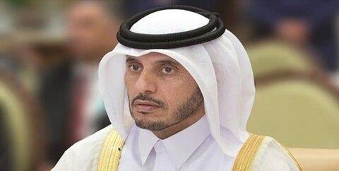 نخستوزیر قطر استعفا کرد