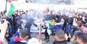 خروش کرانه باختری در اعتراض به معامله قرن | دهها نفر زخمی یا بازداشت شدند