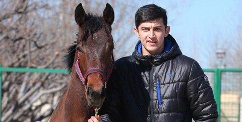 خرید لاکچری سردار آزمون| سفارش عجیب اسب ۵ میلیاردی از راه دور