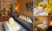 تصاویر | افتتاح یک هتل پَنیری در لندن