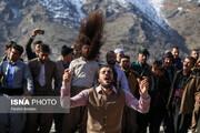 تصاویر | ذکر و سماع در روز عروسی «پیر شالیار»