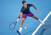 آسیبدیدگی امان فدرر را برید | نوله در پی قهرمانی شماره ۱۷ برابر تنیسور اتریشی