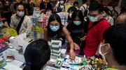 شمار موارد عفونت با کوروناویروس جدید به ۹۸۰۰ مورد رسید | سرایت محلی ویروس در تایلند گزارش شد