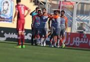 لیگ برتر فوتبال ایران | شگفتی در شهر قدس و قائمشهر