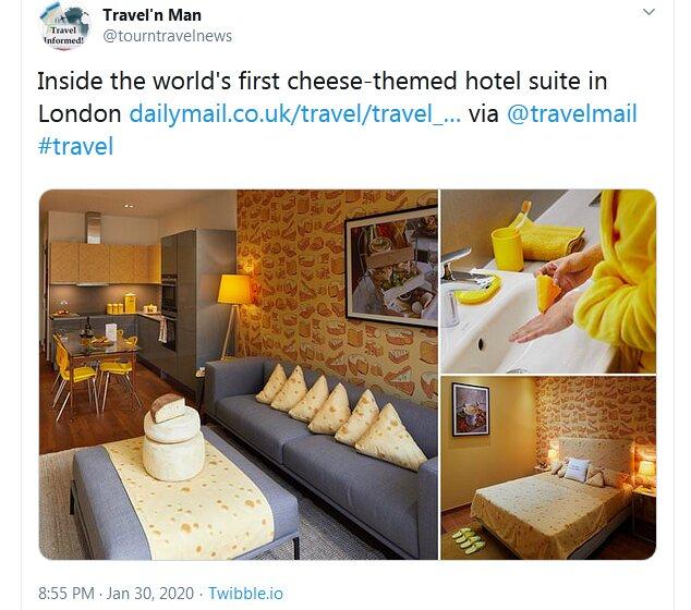 هتل پنیری