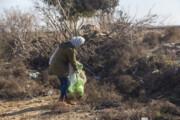 تالاب بینالمللی آجیگل از زباله پاکسازی شد