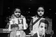 تصویر | مراسم گرامیداشت جانباختگان حادثه تشییع پیکر شهدای جبهه مقاومت در کرمان