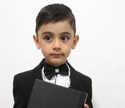 کمسنترین مشاعرهکننده ایران، بچه یافت آباد است