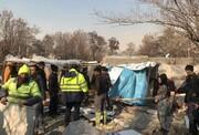 تخریب کپرها و آلونکهای روددره اوین | افشای شگرد زمینخواران در یک محله تهران
