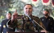 هشدار شدید فرمانده نیروی زمینی ارتش | فضایی برای نفس کشیدن در نزدیکی مرزهای ایران ندارید
