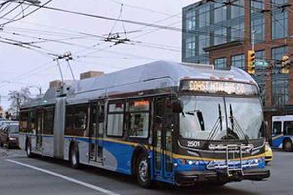 اتوبوس برقي