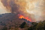 غفلت گردشگران و چوپانها، آتش جان مراتع