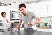 خانهتکانی آسان |  ۱۰ ترفند برای تمیز کردن خانه در کوتاهترین زمان