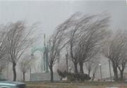 باد شدید و بارش برف برای البرز پیشبینی شد