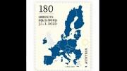مشکل اداره پست اتریش با تمبر به مناسبت برگزیت
