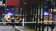 مرد مهاجم چاقو به دست در لندن با شلیک پلیس کشته شد
