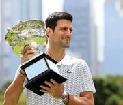 ردهبندی جهانی تنیس اعلام شد | جوکوویچ به صدر رفت