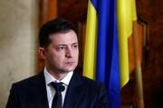 واکنش رئیس جمهور اوکراین به فایل صوتی مرتبط با سقوط هواپیما در تهران