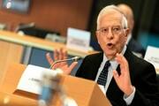 اعلام حمایت اتحادیه اروپا از جنایات رژیم صهیونیستی