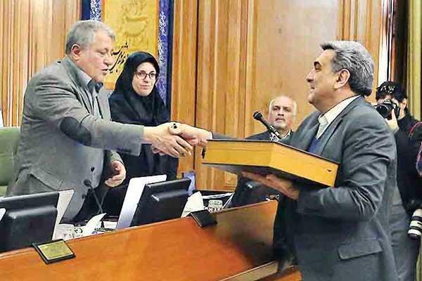 حناچي محسن هاشمي بودجه