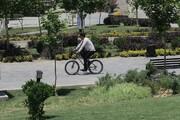 توصیه کرونایی مسئول ترافیکی پایتخت | رکاب بزنید
