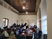 دورهمی۲۱۰ هنرمند تجسمی در خانه اتحادیه