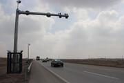 ثبت ۹۵۰ هزار تخلف سرعت غیرمجاز در اردبیل