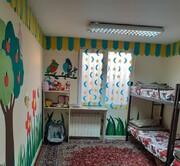 تصویر | اتاق«پدر و کودک»در گرمخانه